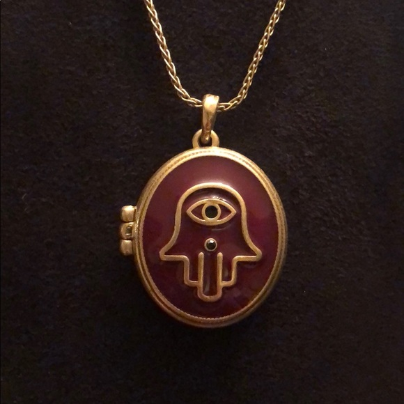 Lucky Brand Jewelry - Lucky Brand Necklace with Locket